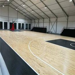 北京欧氏地板篮球木地板