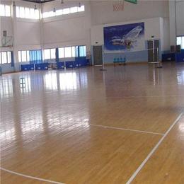 2018新款北京欧氏地板实木运动地板