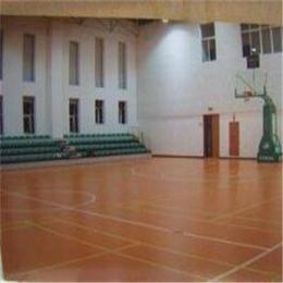 北京欧氏地板特卖新款体育木地板