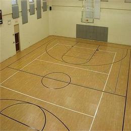 北京欧氏地板特卖新款篮球木地板