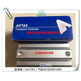 ACQ20X100S现货亚德客AitTAC薄型气缸