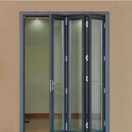 金钢网门窗成品定做 折叠门缩略图