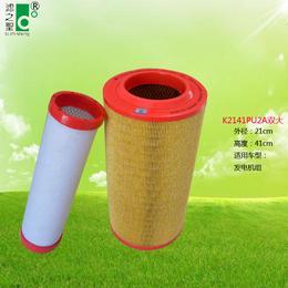 中山滤之圣过滤器 K2141PU  空压机塑料机 除尘滤芯