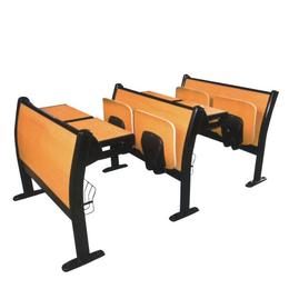 固定式多层板连排椅