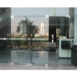 玻璃卷闸门、南安玻璃卷闸门、宇兴电动门业