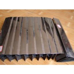 奥兰机床附件盔甲(图)、立柱钢片防护罩、青海钢片防护罩