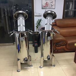 供应亚博国际版不锈钢油精密过滤器