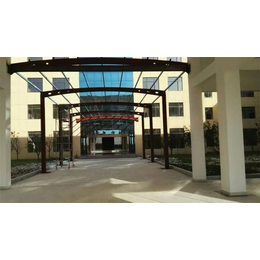 桑海开发区地弹门,断桥铝合金地弹门,汇投钢化厂(优质商家)