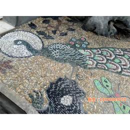 鹅卵石地砖_申达陶瓷厂(在线咨询)_湖北鹅卵石