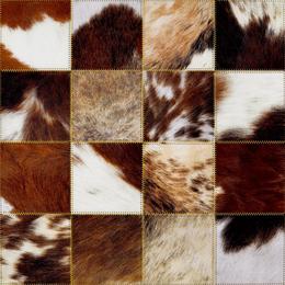 科暖牌羊皮卷系列发热瓷砖