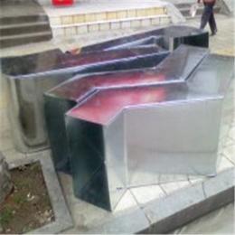 北京****制作通风管道 快速加工安装空调风管