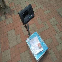 湖北加强型电子台秤45-60厘米100公斤