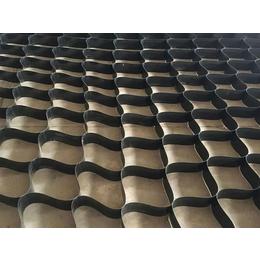 土工格室 土工格栅 钢塑格栅厂家