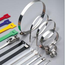 贵州不锈钢包箍 电线杆固定标牌专用扎条 抱箍卡箍 冀航电力