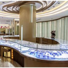 江西专业展柜定制 高端珠宝展示柜定制缩略图