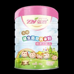 滋婴益生菌营养胡萝卜米粉