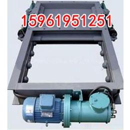 煤灰厂一站双缸DPZ500x500电液动平板闸门