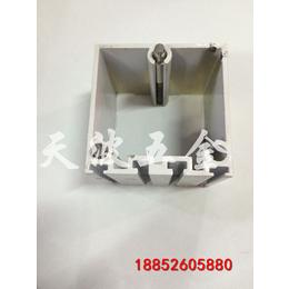 天波厂家定做北京不锈钢幕墙定位销 铝型材横梁插销钉 弹簧销