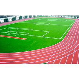 塑胶跑道|博森建材塑胶球场|专业做塑胶跑道