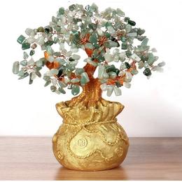 摇钱树创意摆件加工 罡王实业(在线咨询) 山东摇钱树创意摆件