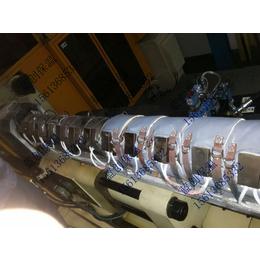 注塑机可拆卸保温套的应用优势