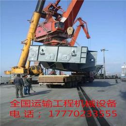 大件工地工程机械设备起重