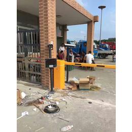 和平区安装车牌识别停车场系统 天津定制电动道闸