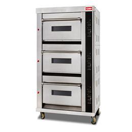 中部电机系列  三层六盘电烤箱