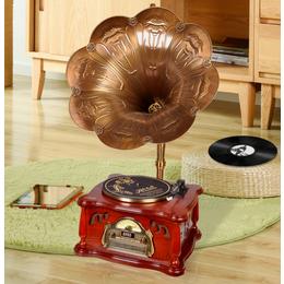 供应全国各地留声机 唱片机 黑胶唱片 复古留声机 台式留声机