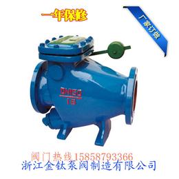 HH44X-10止回阀铸钢微阻缓闭逆止阀优质厂家报价