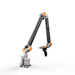 7轴便携式柔性关节臂三坐标测量机