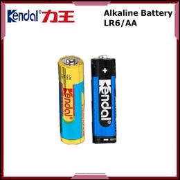 力王电池 kendal电池 5号电池  LR6 电池厂家