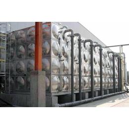 仙圆不锈钢水箱厂家(图)-不锈钢方形保温水箱-不锈钢方形水箱