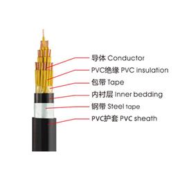 广州南洋电缆 屏蔽控制电缆  KVVP