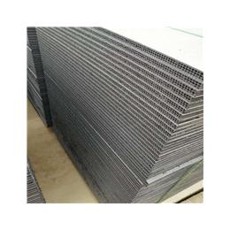中瑞PP中空塑料建筑模板单螺杆板材挤出机生产qy8千亿国际厂家