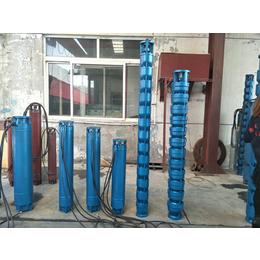 天津水泵250QJ高扬程水泵 660V深井泵 高扬程深井泵