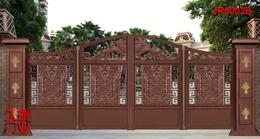 别墅无轨悬浮折叠门+临桂县自动悬浮折叠门-久瑞门业