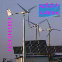家用风力发电机配置及三相交流永磁发电机低速直驱传动