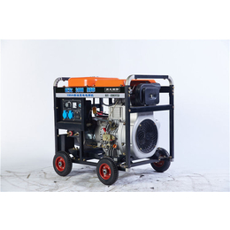 柴油190a柴油發電電焊一體兩用機