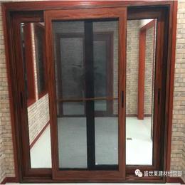 广东盛世莱铝业重型门002  南昌重型门订制