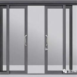 广东盛世莱铝业重型门003  南昌系统门窗