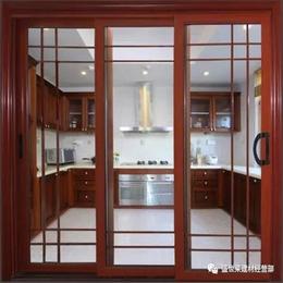 广东盛世莱铝业重型门005   南昌门窗订制