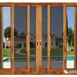 广东盛世莱铝业重型门004  南昌门窗订制