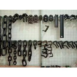 厂家大量现货煤矿链条刮板机用锯齿环-弧齿环-连接环-接链环