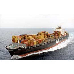 天津到广东广州海运集装箱专线运输时间