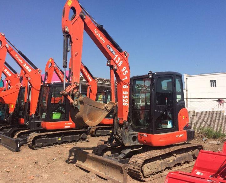 节能****--久保田新机型KX175-5挖掘机