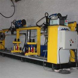 法兰自动焊接专机供应商-德捷机械现货充足
