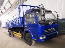 东风福瑞卡-平板自卸-东风福瑞卡4.2米货车报价及图