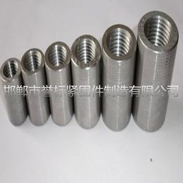 预埋套筒-高铁预埋套管-河北钢筋套筒生产厂家