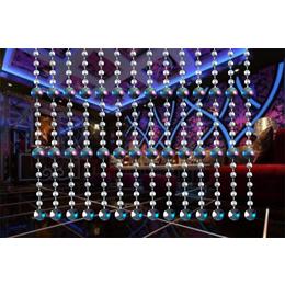 水晶门帘厂家-水晶门帘-晶鹏水晶—品种齐全(查看)